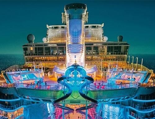 Symphony of the Seas, kroçera më e madhe në botë