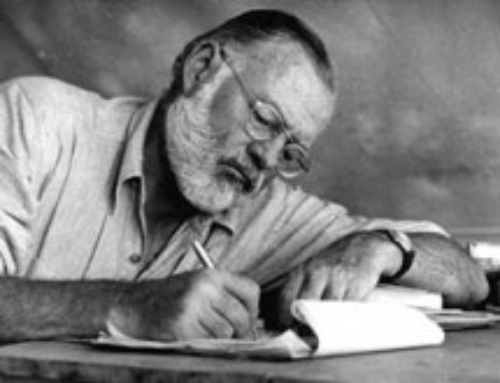 Mëkate intelektualësh; Heminguei, Tolstoi, dhe Marksi