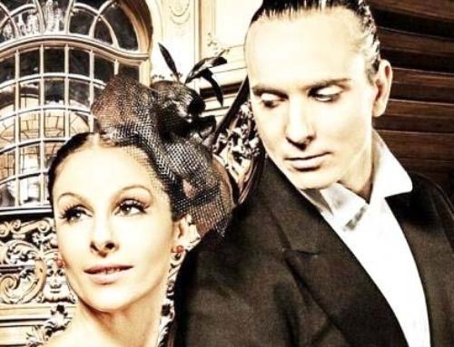 Zhizeli shqiptar, Baleti i Romancës  dhe Dhembjes