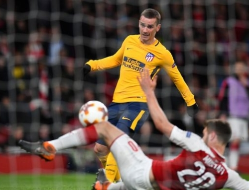 Arsenali e bën lëmsh, Marseja pranë finales