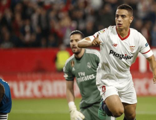 Ramos nga ferri në parajsë, Sevilla 'shuplakë' Real Madridit