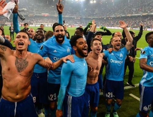 Marseja kualifikohet në sekondat e fundit të shtesës përballë Salzburgut për finalen e Lyon