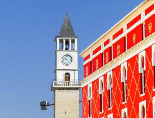 Të jetosh në Tiranë